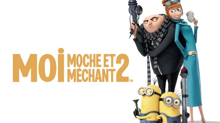Avis Moi Moche Et Mchant 2 GAMERTESTDOMI